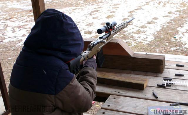 评测:乌鸦公司莫辛纳甘步枪底盘套装 乌克兰研制的现代化升级包