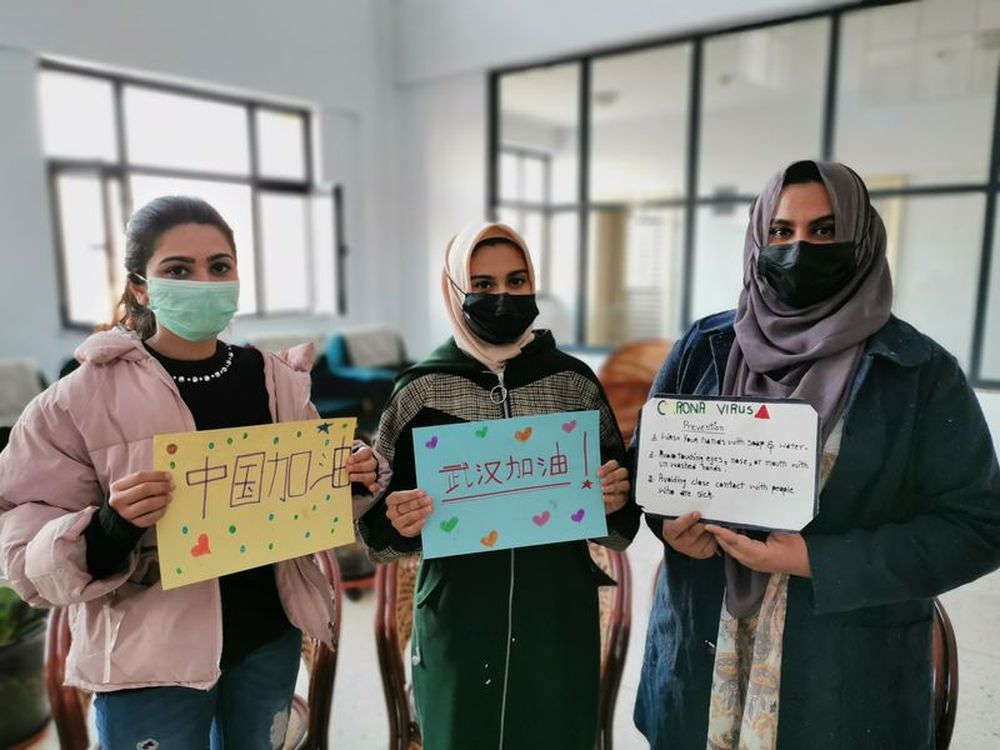 在华留学生眼中的中国抗疫阻击战