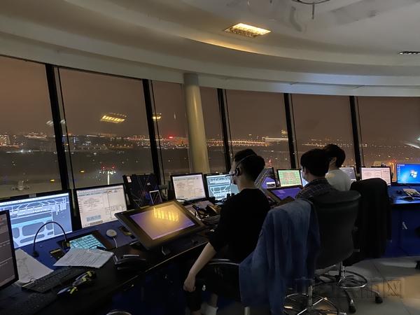 厦门空管优先保障乌克兰抗疫物资急运航班