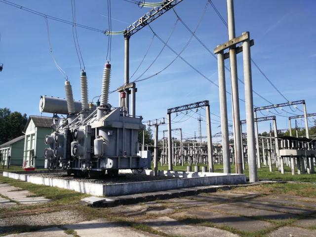 中国西电集团成功中标乌克兰电网改造EPC工程项目
