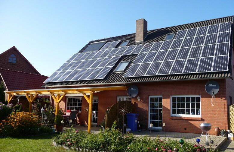 乌克兰家庭光伏电站已累计投资近5亿欧元