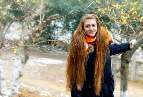 乌克兰姑娘在中国留学后直言:还是中国生活方便!