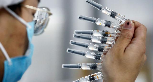 乌克兰制药公司:2021年上半年采购500万剂中国新冠疫苗