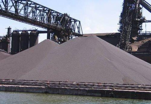 乌克兰铁精粉产量同比增长4.4%