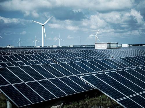 2020年乌克兰绿色能源投资额超过12亿欧元
