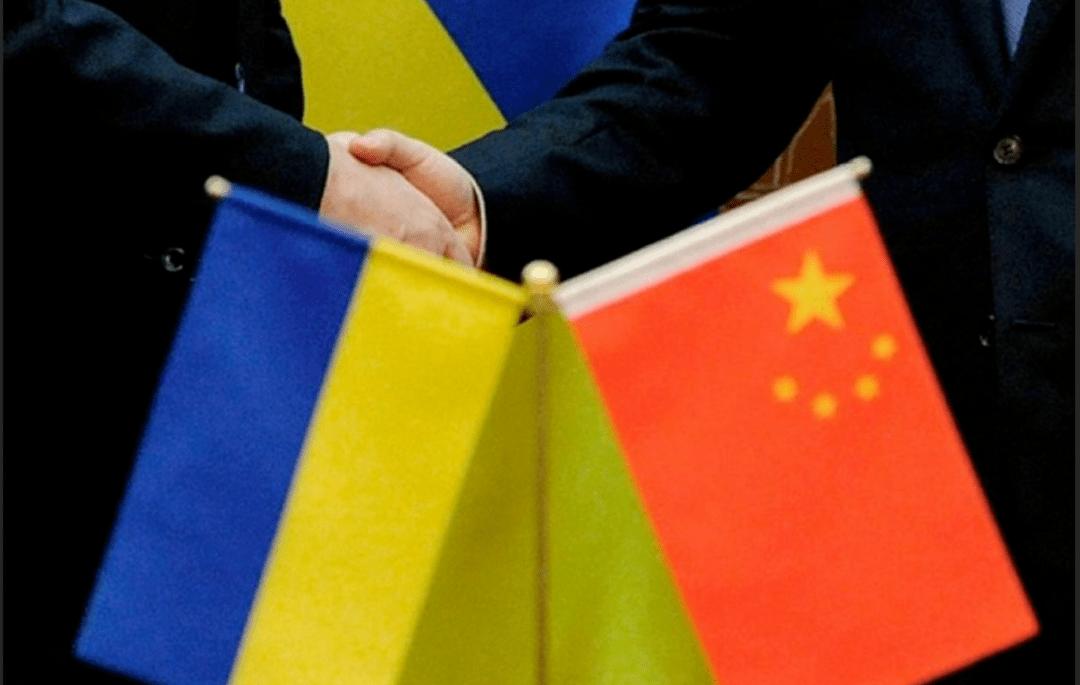 中国继续保持乌克兰最大贸易伙伴国地位