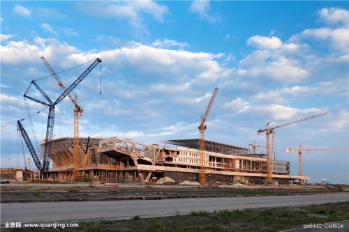 乌克兰建筑工程量前7个月增长24.2%