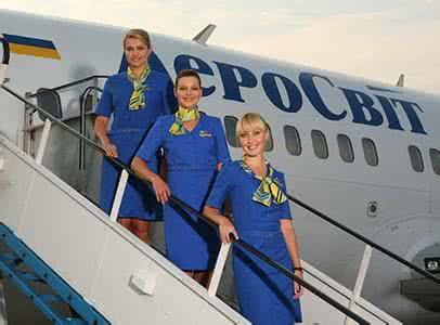 乌克兰航空公司运量增长三分之一