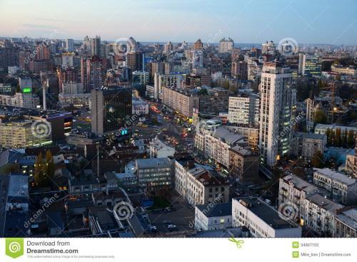 基辅市2017年建筑产品指数增长了30%