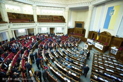 乌克兰拉达(议会)通过了私有化法案