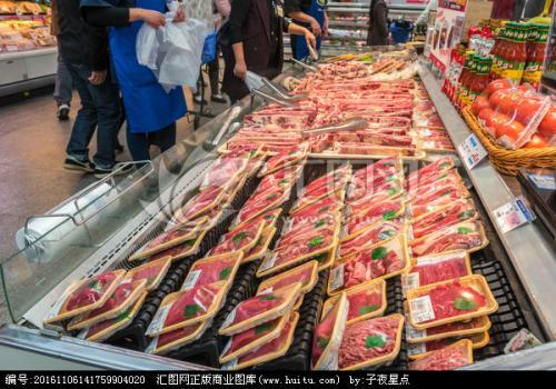 乌克兰肉类贸易呈现顺差