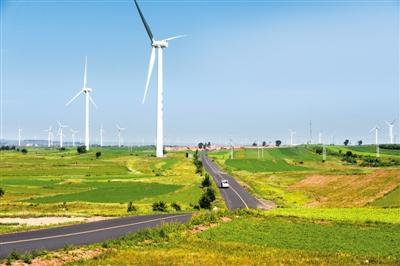 乌克兰可再生能源比重有所增长