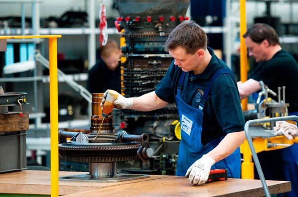 乌克兰工业生产增长