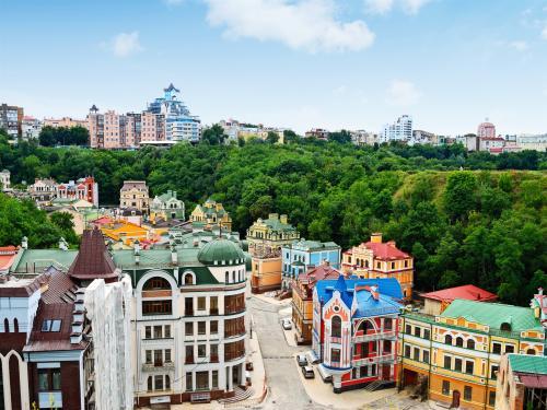 乌克兰建筑总量增长6.4%