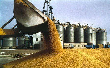 乌克兰出口2200万吨谷物